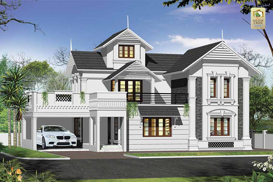 wexco homes villas apartments in kottayam goose creek premium